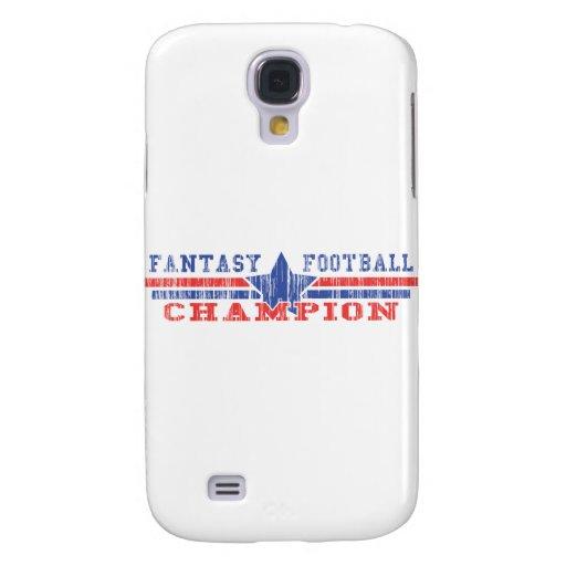 Fantasy Football Champion Samsung Galaxy S4 Cases