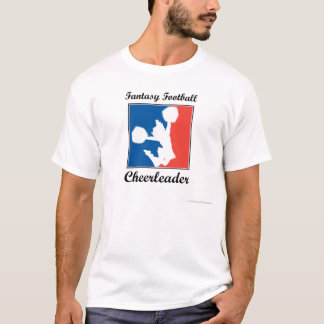 Fantasy Football Cheerleader T-Shirt