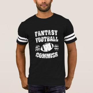 Fantasy Football Commish funny mens shirt