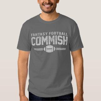 Fantasy Football Commish Tee Shirt