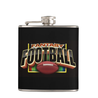 Fantasy Football Father's Day Flask