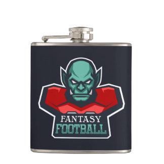 Fantasy Football Hip Flask