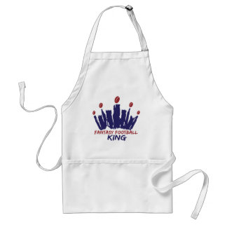 Fantasy Football King Standard Apron