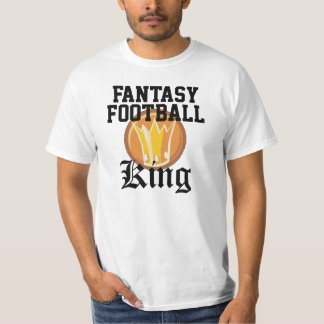 Fantasy Football King T-Shirt