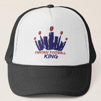 Fantasy Football King Trucker Hat