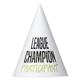 Fantasy Football League Participant Party Hat
