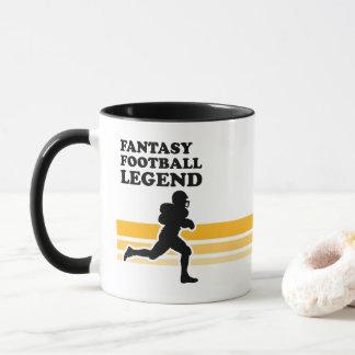 Fantasy Football Legend Coffee Mug