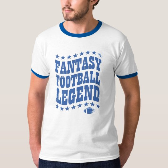 Fantasy Football Legend T Shirt