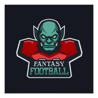 Fantasy Football Poster