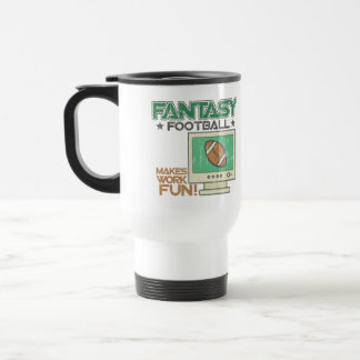 Fantasy Football Travel Mug