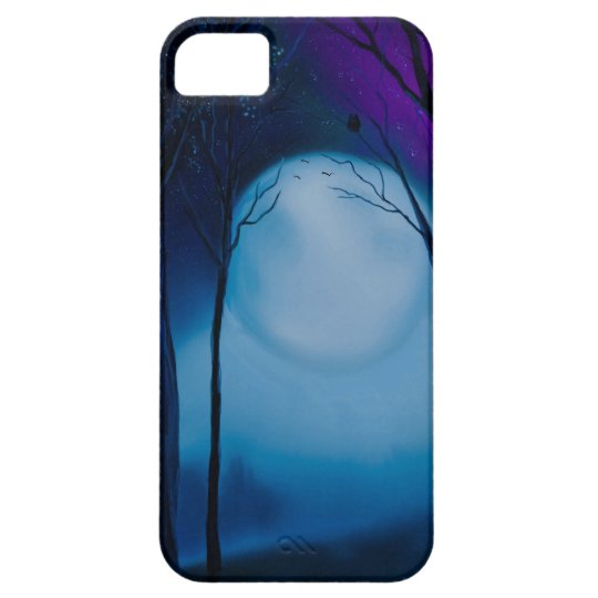 Fantasy forest art case for the iPhone 5