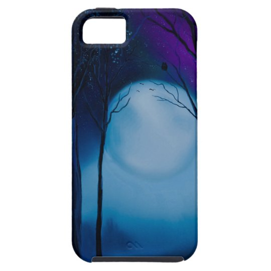 Fantasy forest art iPhone 5 covers