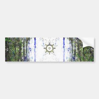 Fantasy Forest Bumper Sticker