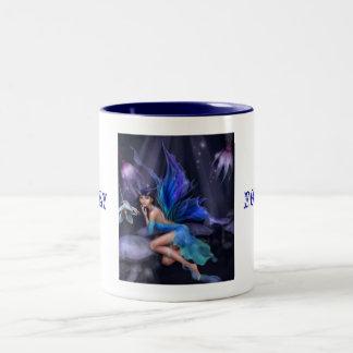 Fantasy Forever Two-Tone Coffee Mug