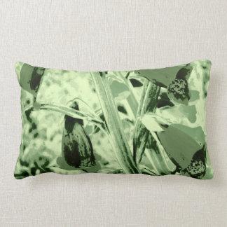 Fantasy Foxglove Lumbar Pillow