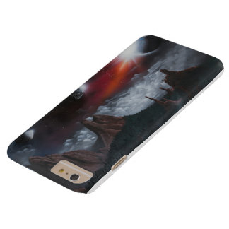 Fantasy Garden of the Gods Barely There iPhone 6 Plus Case