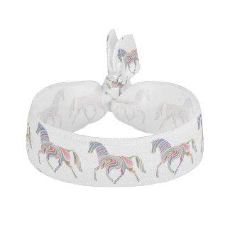 Fantasy Horse Animal Print Hair Tie