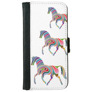Fantasy Horse Animal Print iPhone 6 Wallet Case