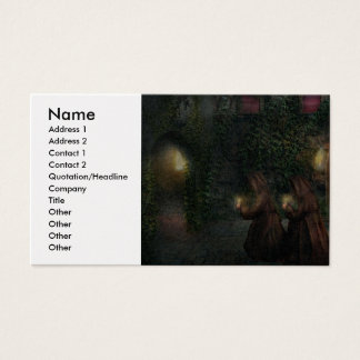 Fantasy - Into the night Business Card