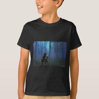 Fantasy Knight 'MidKight Ride V2' Kid's T-Shirt