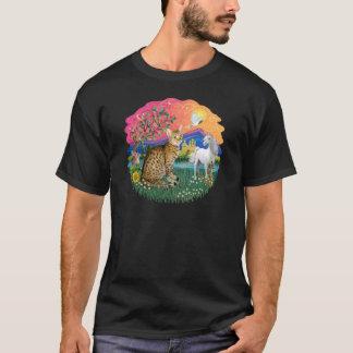 Fantasy Land (ff) - Ocicat T-Shirt