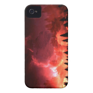Fantasy Landscape iPhone 4 Case-Mate Cases