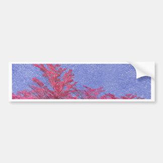 Fantasy Landscape Theme Poster Bumper Sticker