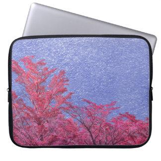 Fantasy Landscape Theme Poster Laptop Sleeve