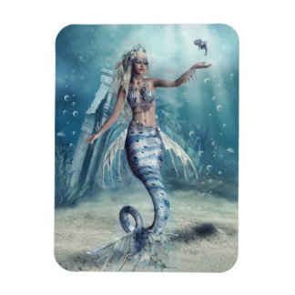 Fantasy Mermaid Flexi Magnet