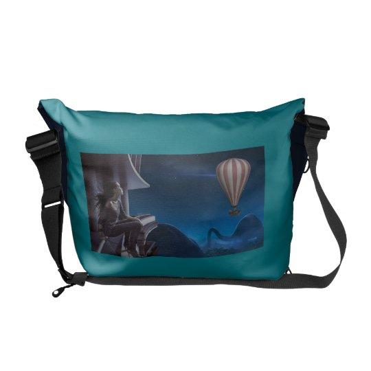 Fantasy messenger bag