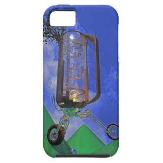 Fantasy Motor Home Chopper iPhone 5 Covers