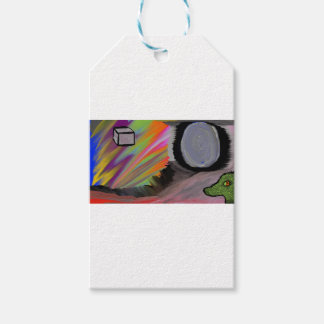 fantasy of reptilians time &universal power gift tags