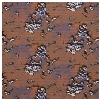 fantasy planet surface 1 fabric