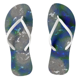 fantasy planet surface 3 flip flops