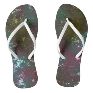 fantasy planet surface 4 flip flops