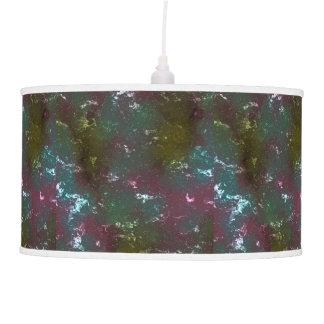 fantasy planet surface 4 pendant lamp