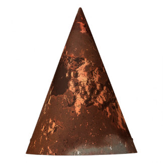 fantasy planet surface 5 party hat