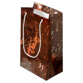 fantasy planet surface 5 small gift bag