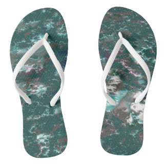 fantasy planet surface 6 flip flops