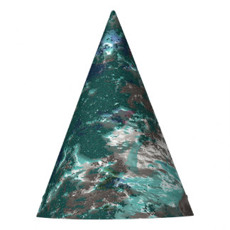 fantasy planet surface 6 party hat