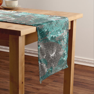 fantasy planet surface 6 short table runner