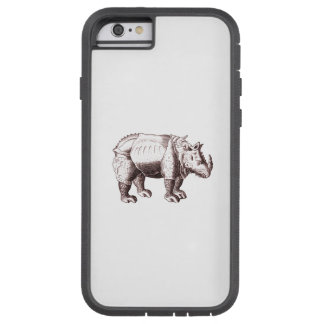 Fantasy Rhino After Albrecht Durer Tough Xtreme iPhone 6 Case