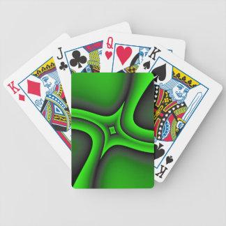 Fantasy sample bicycle playing cards