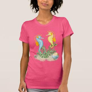 Fantasy Seahorse and Bling T-shirt