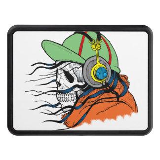 Fantasy Skull Design Hitch Covers