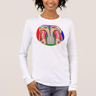 Fantasy Soul Spirit Fine Jersey Long Sleeve Long Sleeve T-Shirt