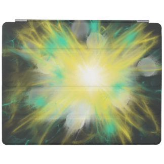 Fantasy Space Star Abstract Art Painting Design iPad Cover