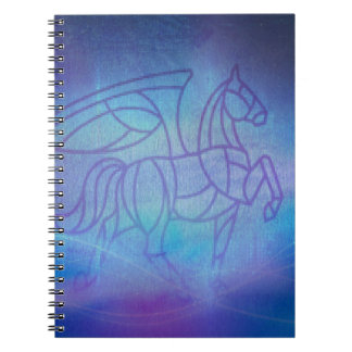 Fantasy Spiral Note Book