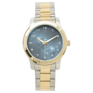 Fantasy Star Dust Two-Tone Watch