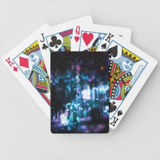 Fantasy Starry Forest 4 Poker Deck